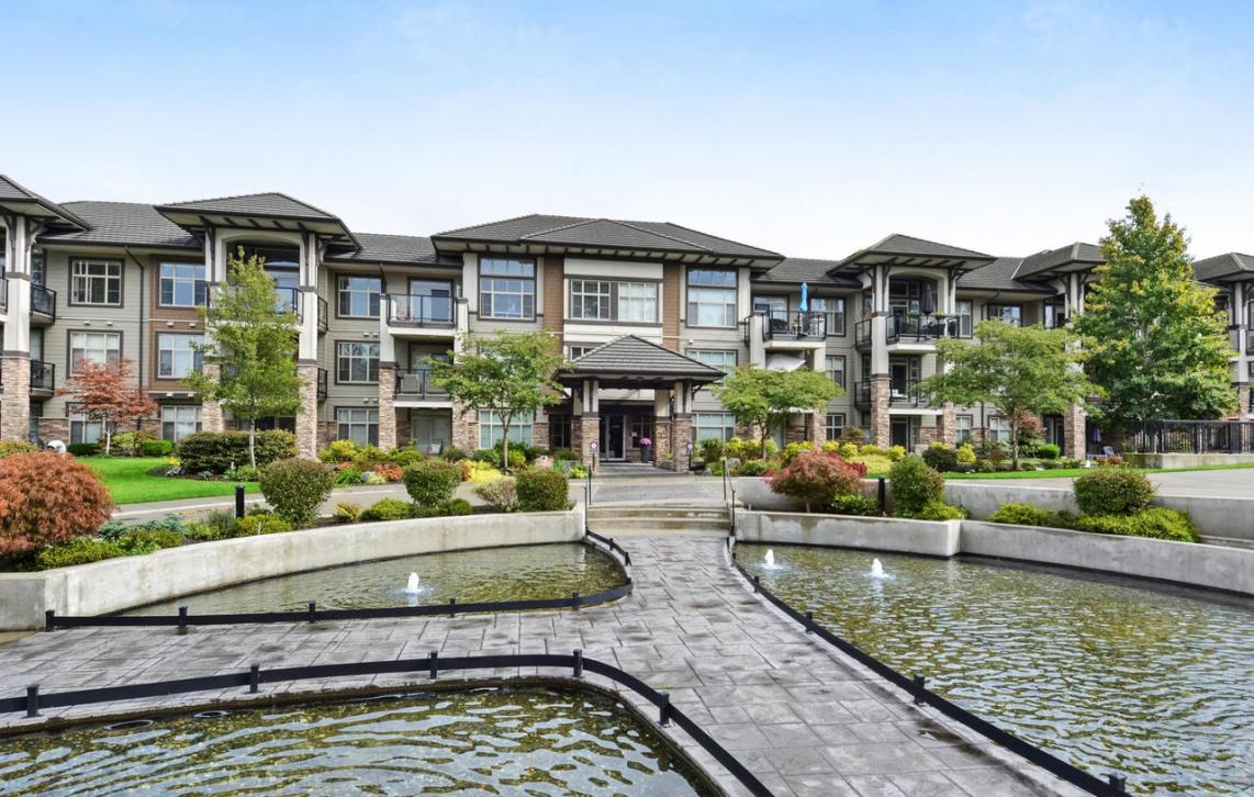 307 - 15185 36 Avenue , Morgan Creek, South Surrey White Rock