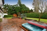 Back patio at 13152 20a Avenue, Elgin Chantrell, South Surrey White Rock