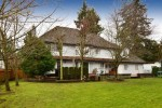 Back of house at 13152 20a Avenue, Elgin Chantrell, South Surrey White Rock