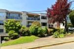 front-of-building at 502 - 1225 Merklin Street, White Rock, South Surrey White Rock