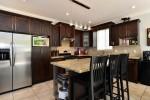 kitchen at 3504 154 Street, Morgan Creek, South Surrey White Rock