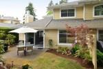 back-of-home at 76 - 2500 152 Street, King George Corridor, South Surrey White Rock