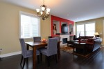 dining-room at 165 172a Street, Pacific Douglas, South Surrey White Rock
