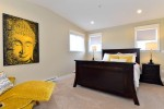 bedroom-master at 15573 Goggs Avenue, White Rock, South Surrey White Rock
