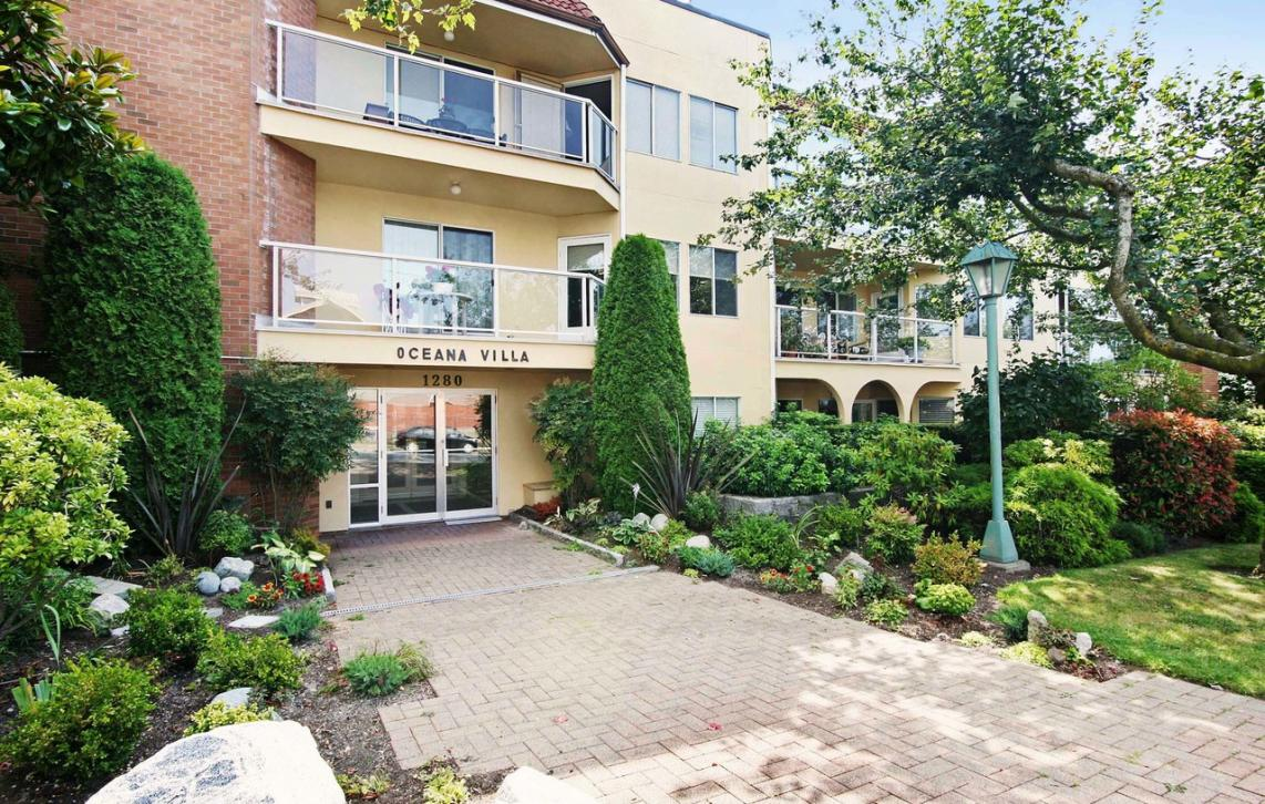 211 - 1280 Fir Street, White Rock, South Surrey White Rock